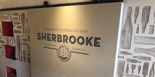 Sherbrooke Does Alberta Beer Week: Medicine Hat Brewing Co. Showcase