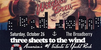 Three Sheets to the Wind Presents: The Witch's Brew Costume Ball 2019