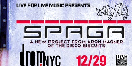Live For Live Music Presents: SPAGA tickets