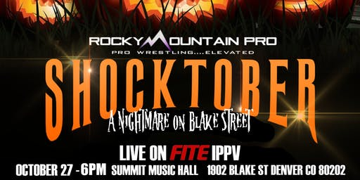 Rocky Mountain Pro Wrestling: Shocktober