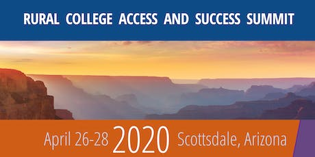 2020 Rural College Access & Success Summit tickets