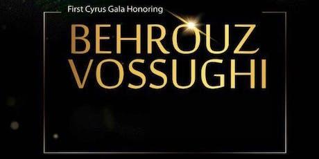 Behrouz screening with Q&A Behrouz Vossoughi tickets