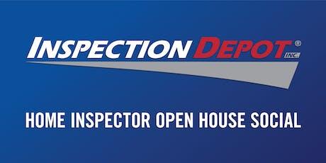 Home Inspector Open House Social tickets