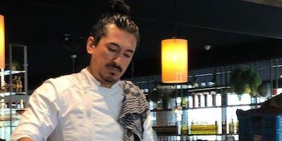 Pop-up restaurant Ceviche Papi zaterdag 30 november