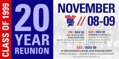 Penn Wood High School - 20 Year Reunion