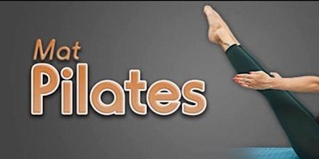 IC Fitness Too Mat Pilates Wednesdays tickets