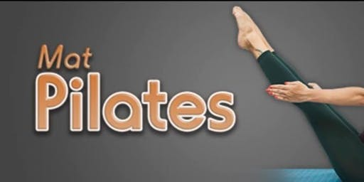 IC Fitness Too Mat Pilates Wednesdays