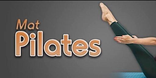 IC Fitness Too Mat Pilates Wednesdays