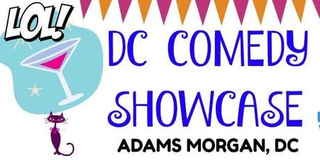 DC Comedy Showcase at Comedy Club DC - Washington, DC (ADAMS MORGAN) tickets