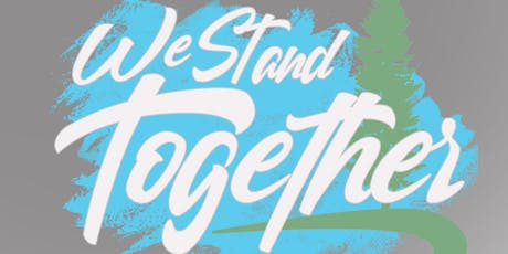 We Stand Together tickets