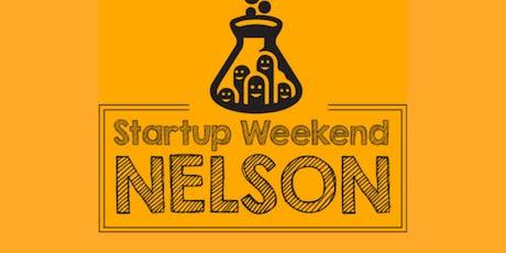 Startup Weekend Nelson tickets