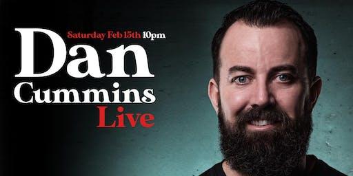 Dan Cummins (SPECIAL EVENT)