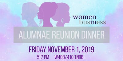 BYU Women in Business Alumnae Reunion Dinner