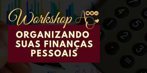 Workshop Organizando suas Finanças Pessoais (Turma 5ª Feira)