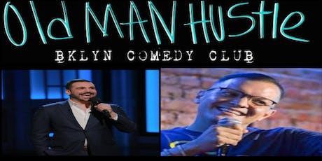 NY Comedy Festival CoHeadliner Series: Harrison Greenbaum & Alex Carabaño tickets