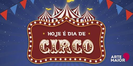 Show HOJE É DIA DE CIRCO 15H