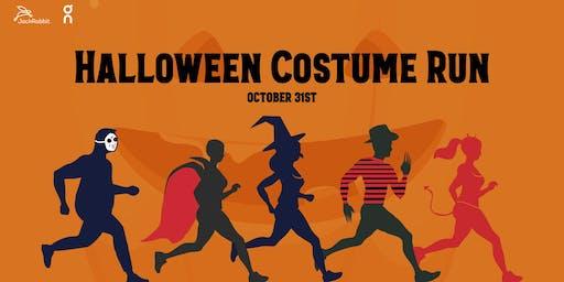 Halloween Costume Run - on Running