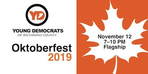 YDRC — Oktoberfest Fundraiser 2019
