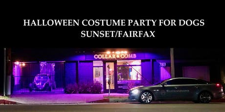 Dog Friendly Bar: Halloween Costume Contest and Fundraiser tickets