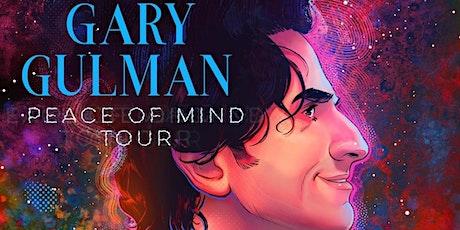 Gary Gulman: Peace of Mind tickets