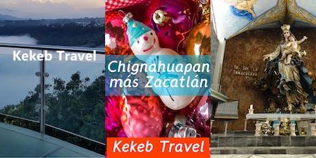 Tour 1 día: Chignahuapan más Zacatlán entradas