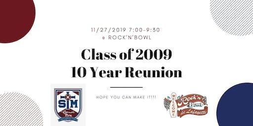 2009 STM 10 Year Class Reunion