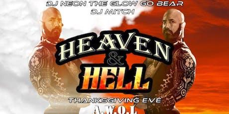 Heaven & Hell XXV tickets