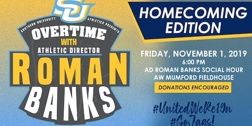 Overtime With Roman Banks Homecoming Edition