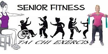 IC Fitness Too Senior Fitness Wednesdays tickets