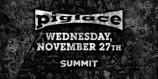 PIGFACE - First U.S. Tour in 14 Years!