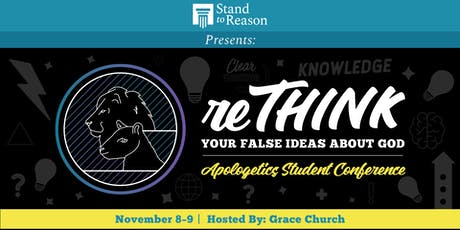 ReThink Apologetics Youth Conference tickets