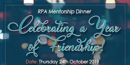 RPA Mentorship Dinner