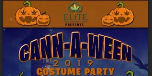 Cann - A - Ween 2019: Cannabis themed Halloween Costume Party
