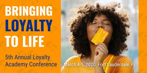 5th Annual Loyalty Academy Conference