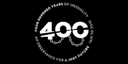 400 Years of Inequality Workshop