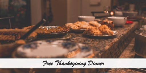 Free Thanksgiving Community Dinner