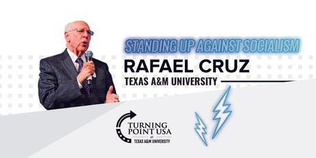 Standing Up Against Socialism With Rafael Cruz tickets