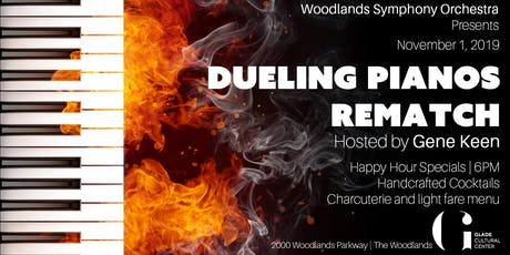 Dueling Pianos Rematch tickets