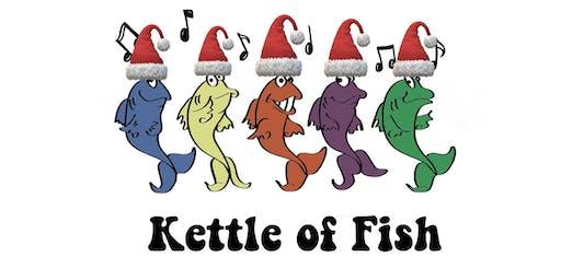 Kettle of Fish Holiday Cruise on LeBarge