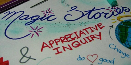 Appreciative Inquiry UK - Reconnect Rediscover Reinvigorate