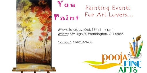 You-Paint Fall Event (BYOB)