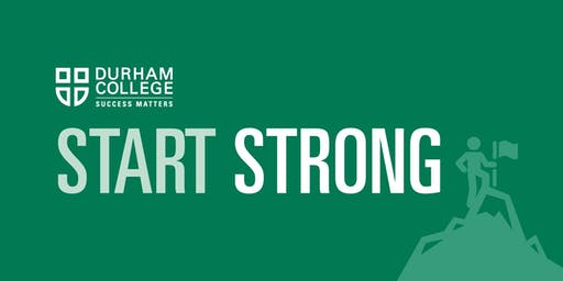 Start Strong - Oshawa campus - Wednesday, December 11