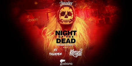 Night Of The Dead tickets