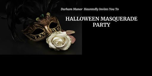 Durham Manor's Masquerade Party