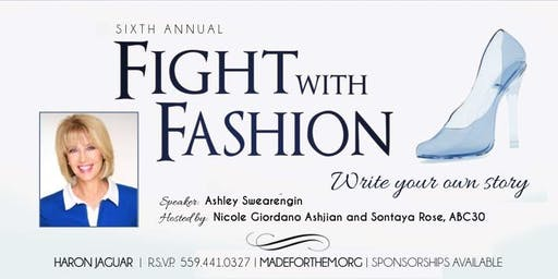 FIGHT with FASHION