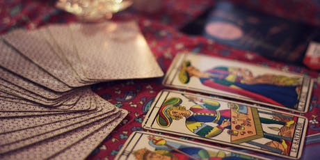 Tea & Tarot tickets