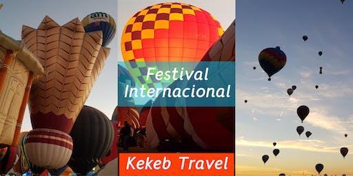 Tour 1 día: Festival Internacional del Globo León