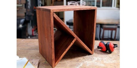 Woodworking: Wedge Table (01-26-2020 starts at 2:00 PM) tickets