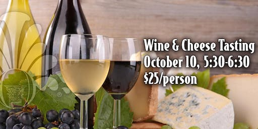 Cambria Wine and Artisan Cheese Tasting