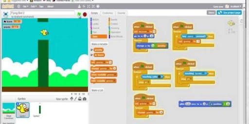 Coding Professional Development - Middle School Teachers